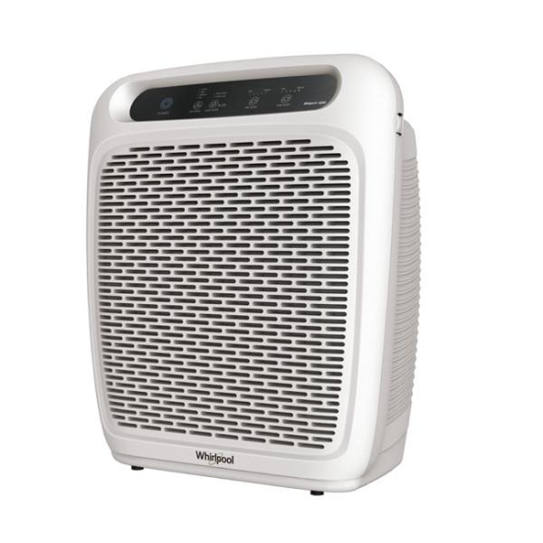 Whirlpool® WP1000 Whispure™ Air Purifier Pearl White