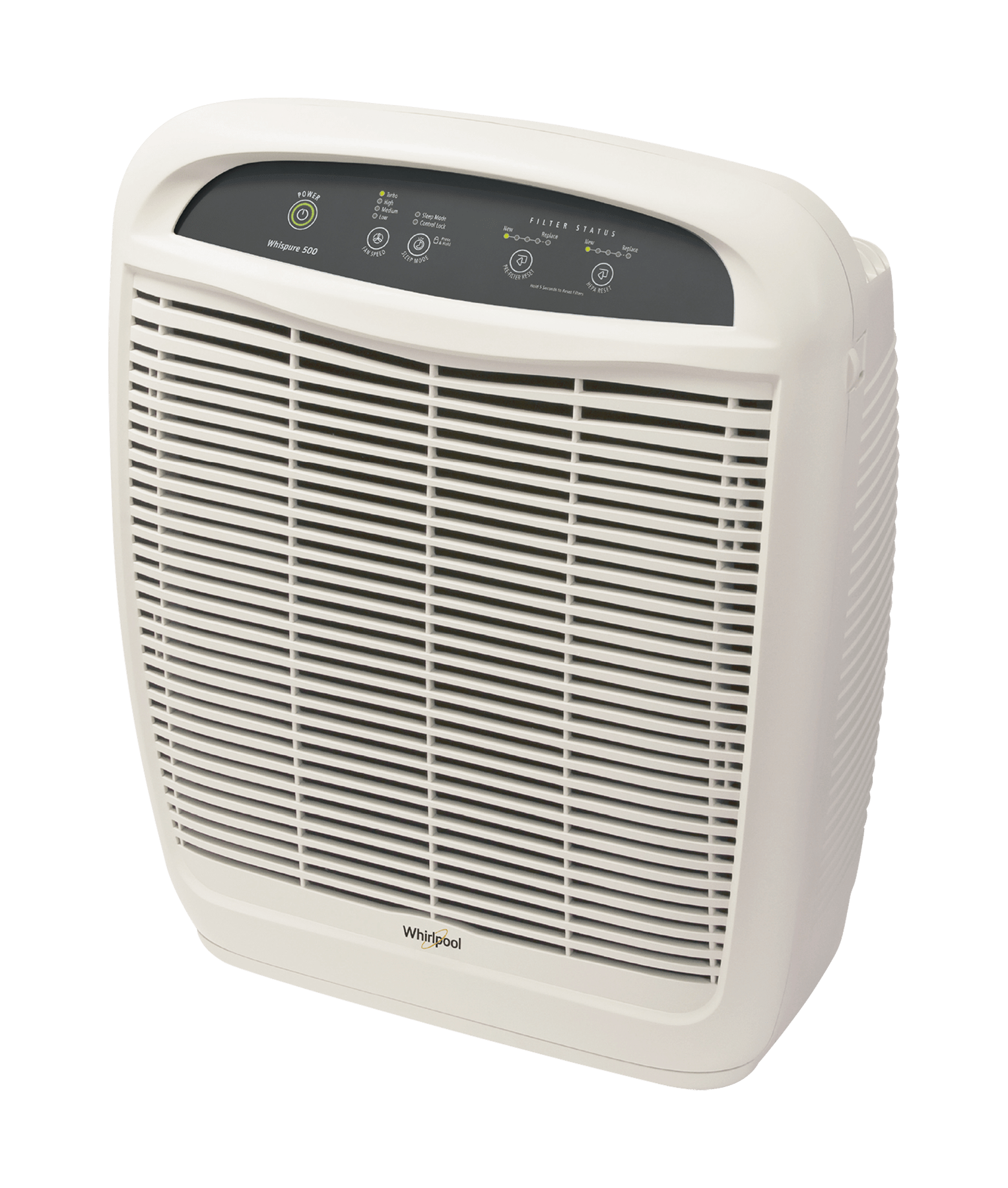 Pearl White Whirlpool WP500 Whispure Air Purifier Online