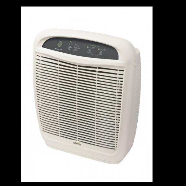 Whirlpool® WP500 Whispure™ Air Purifier Pearl White