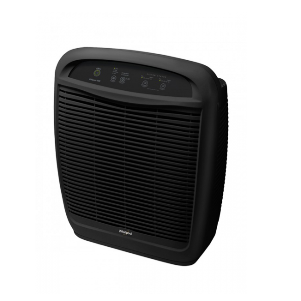 Whirlpool® WP500 Whispure™ Air Purifier Slate Black